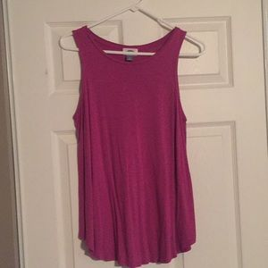 Old Navy luxe swing tank top